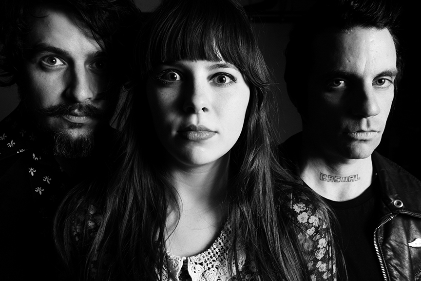 Les Butcherettes / Los Angeles, California.