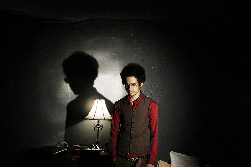 Omar Rodriguez-Lopez / Long Beach, California.