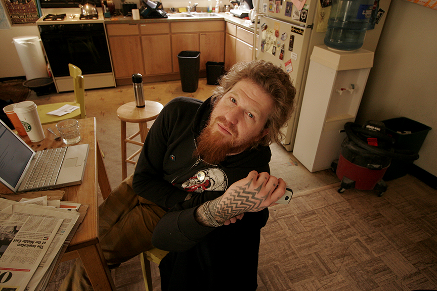 Brent of Mastodon / Seattle, Washington.