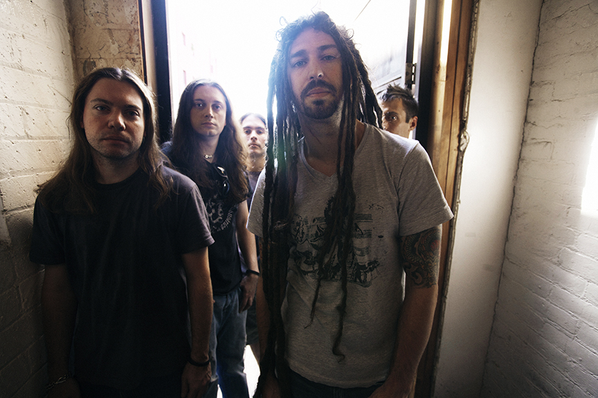 Shadows Fall / Pomona, California.