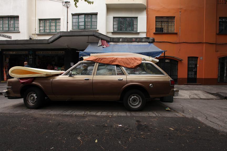 October 01 / Mexico City