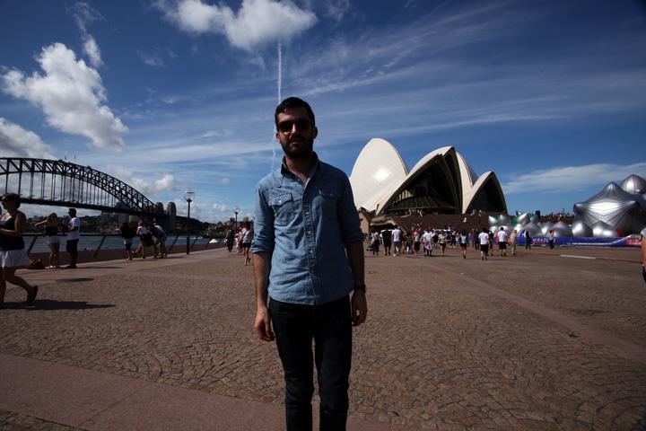 A-Trak / January 06 2011 / Sydney