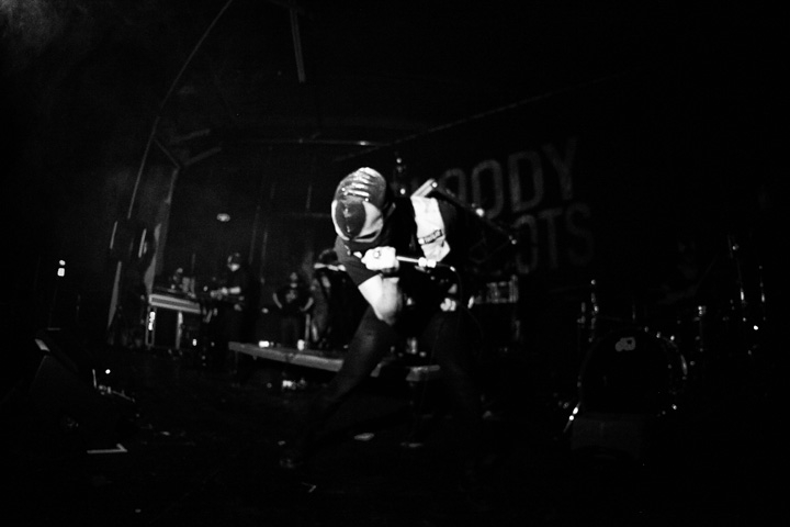 The Bloody Beetroots / El Paso / October 28 2010