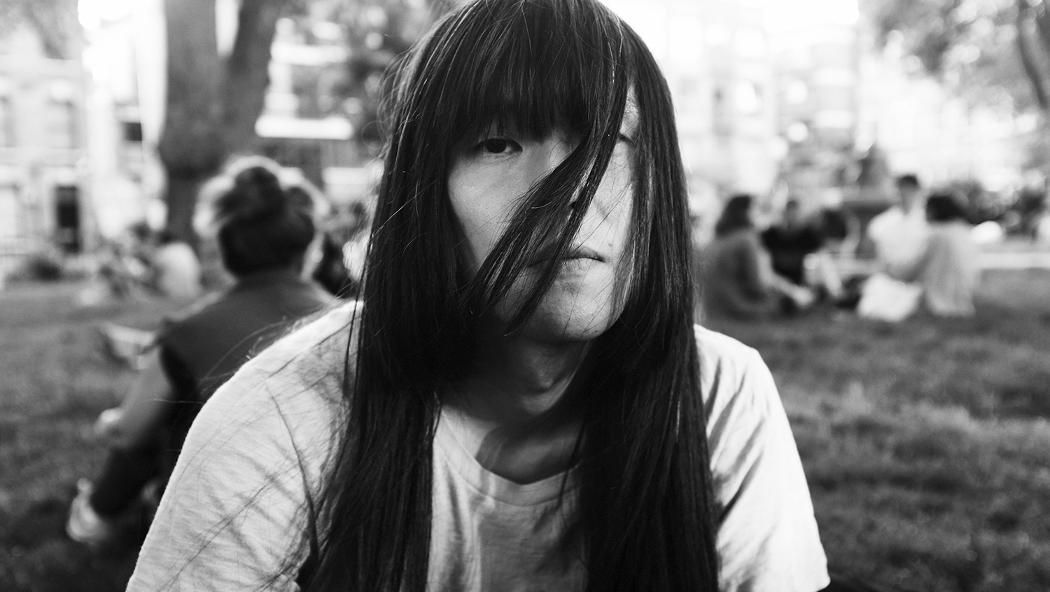 Taigen (Bo Ningen) / May 26 2017 / London, UK.