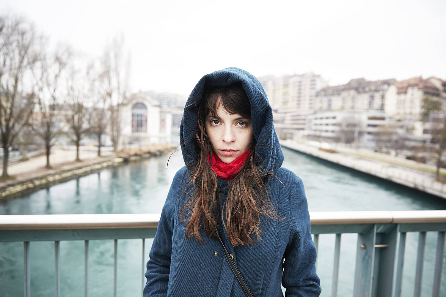 Teri (Le Butcherettes) / February 23, 2018 / Geneva, Switzerland.