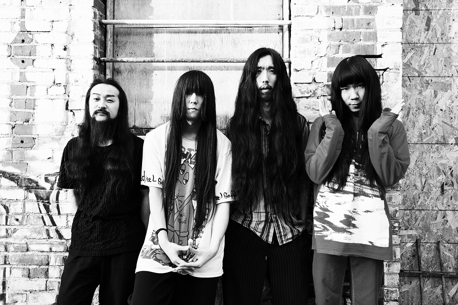 Bo Ningen / February 01 2018 / Los Angeles, CA.