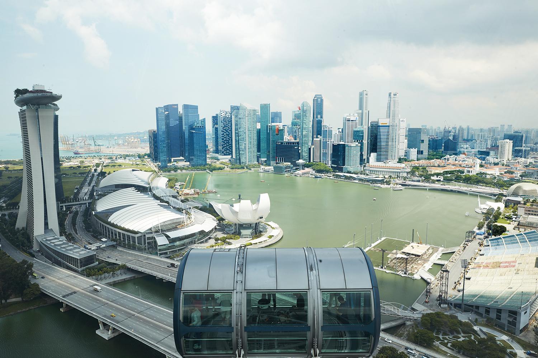 Singapore / May 03 2018.