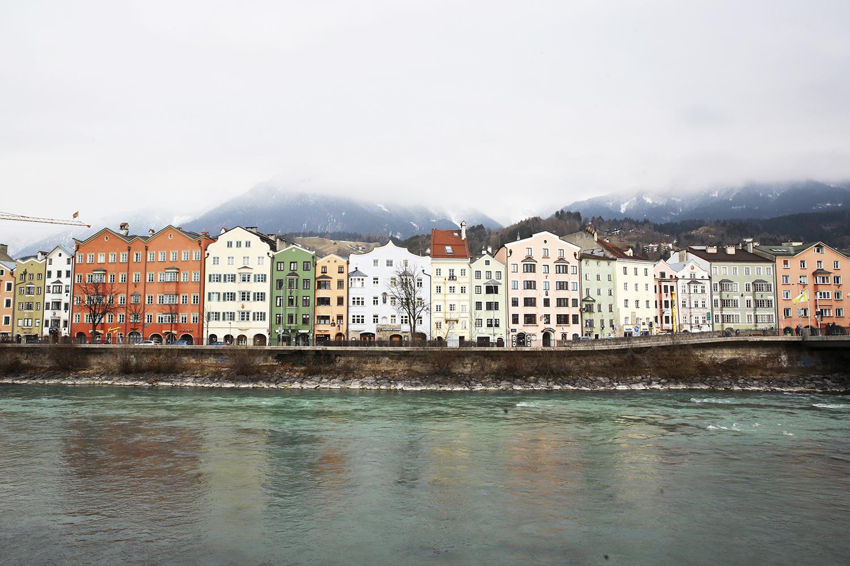Innsbruck, Austria / February 24 2018.