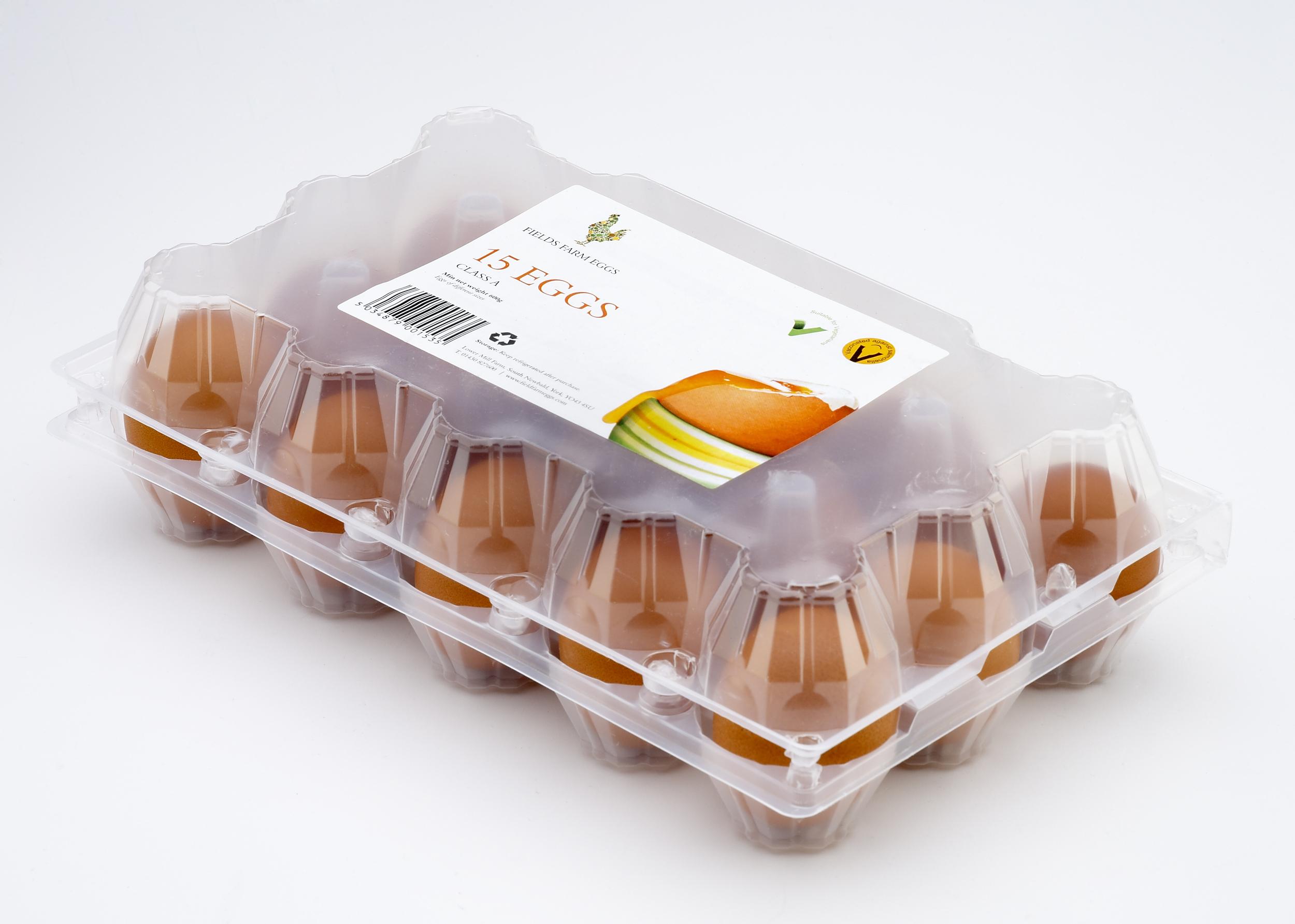 x15 Mixed Colony Eggs