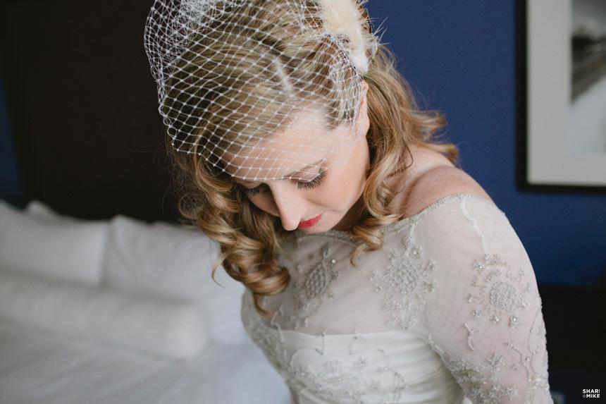 Vancouver Vintage Wedding - 5123