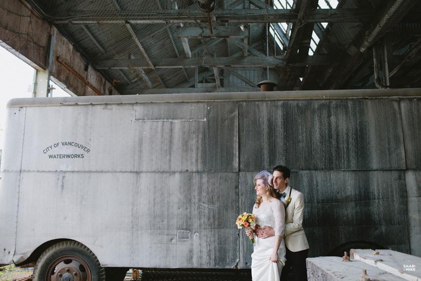 Vintage Wedding Photography - 5270
