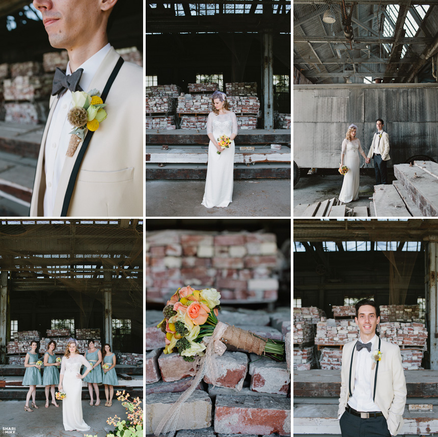Vancouver Vintage Wedding Photographers