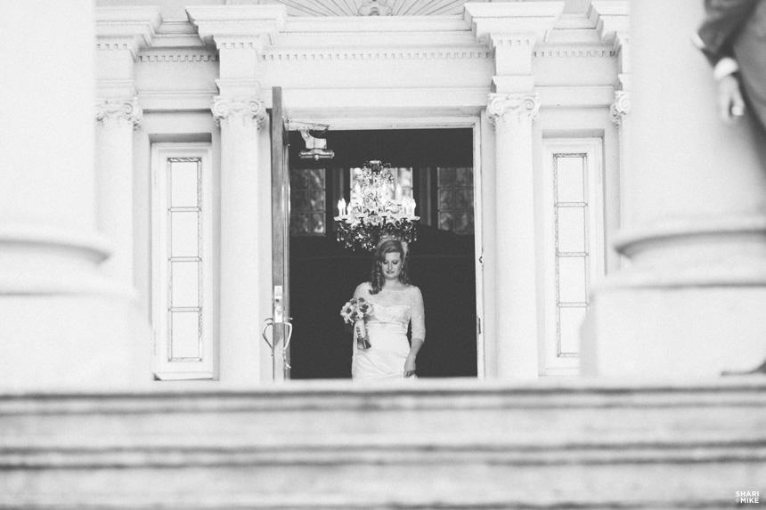 Hycroft Mansion Wedding Ceremony 5385