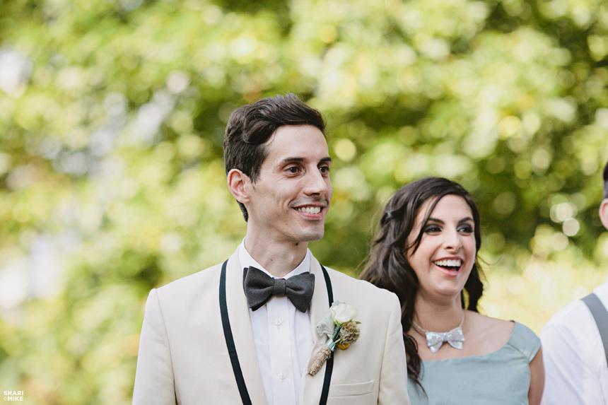 Vintage Wedding Ceremony 5393
