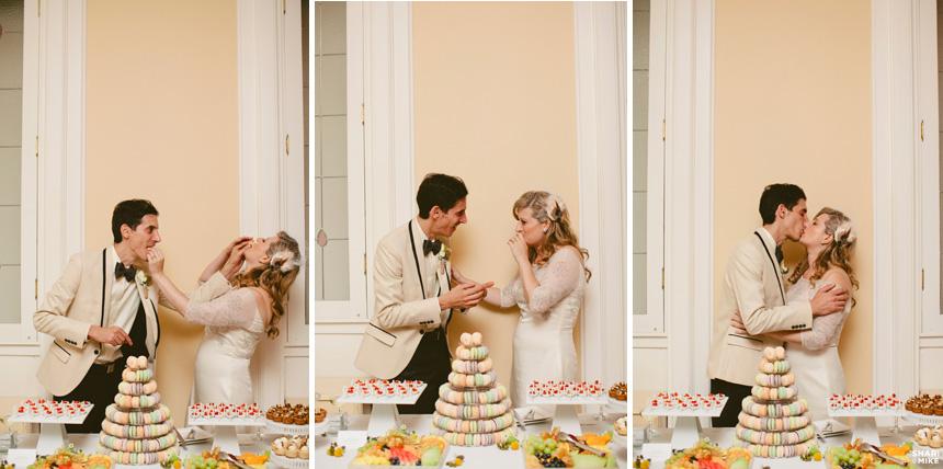 Vancouver Unique Wedding Cake
