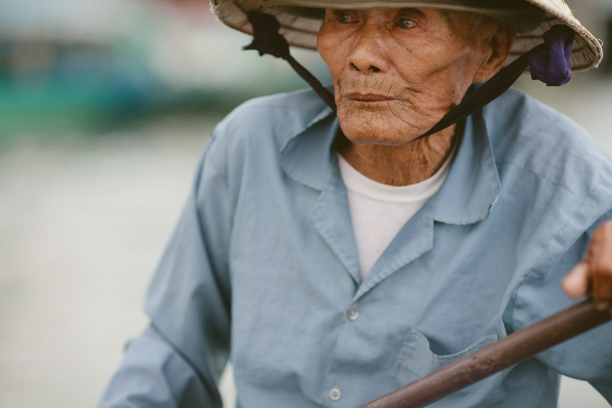 Vietnam Travel Portrait Photography