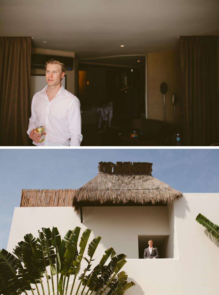 Azul Beach Resort Destination Wedding