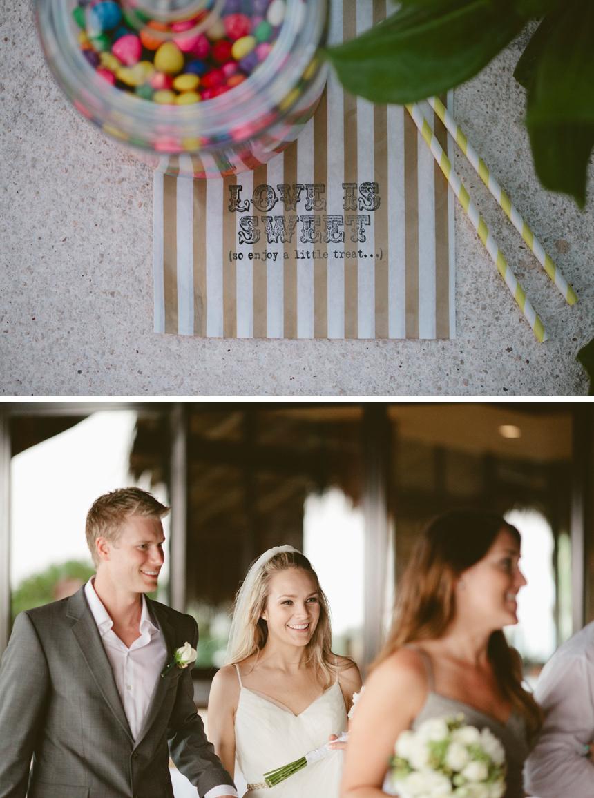 Azul Beach Resort Wedding Reception
