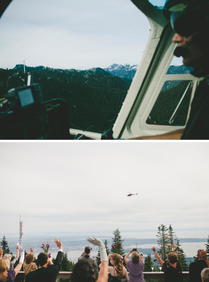 Grouse Mountain Wedding Photography