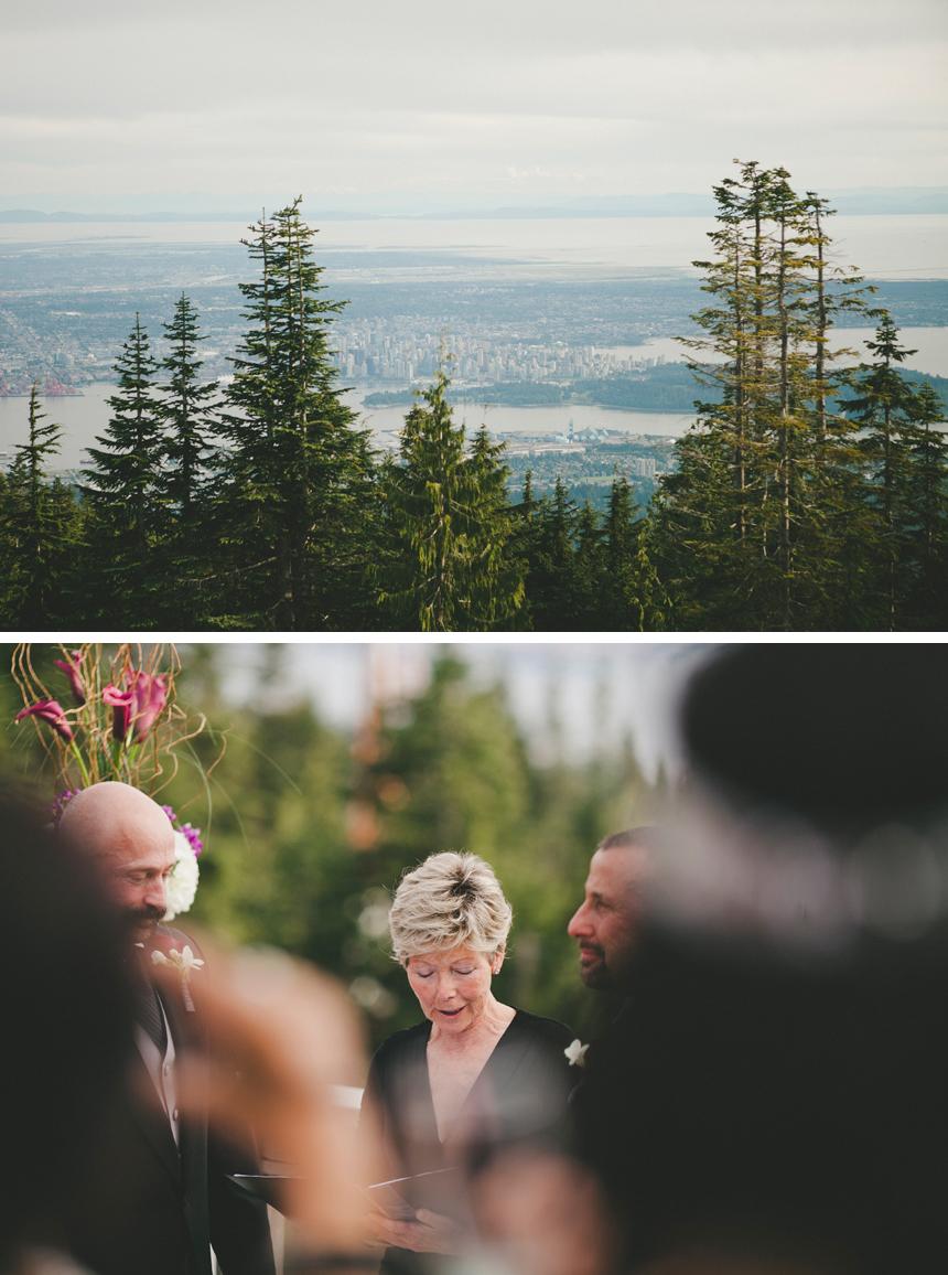 Grouse Mountain Wedding Photos