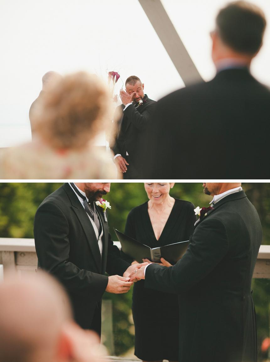 Vancouver Grouse Mountain Wedding Photographers