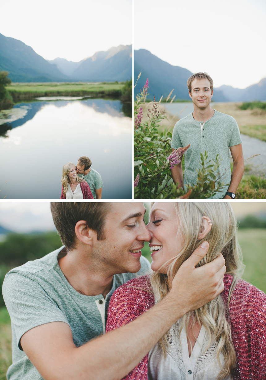 Vancouver Engagement Photographers Shari + Mike