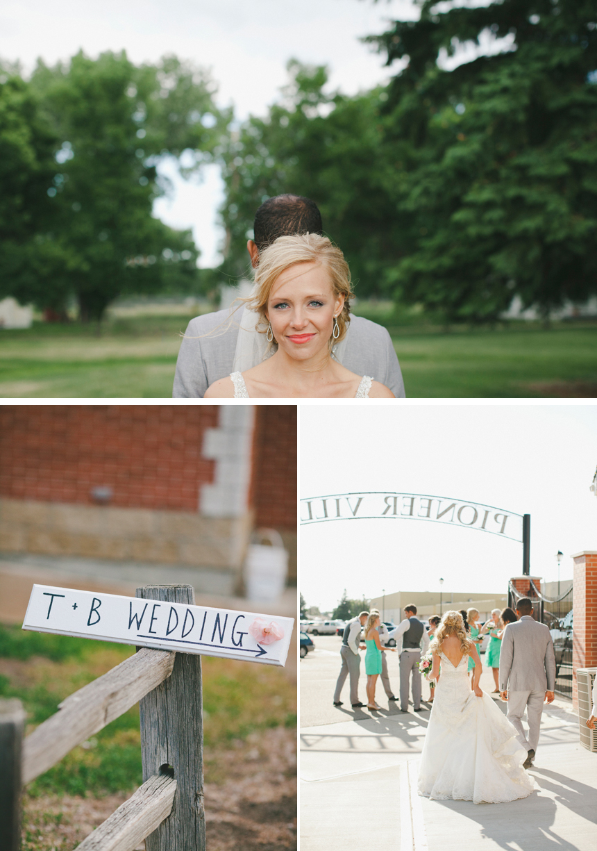 Alberta DIY Wedding