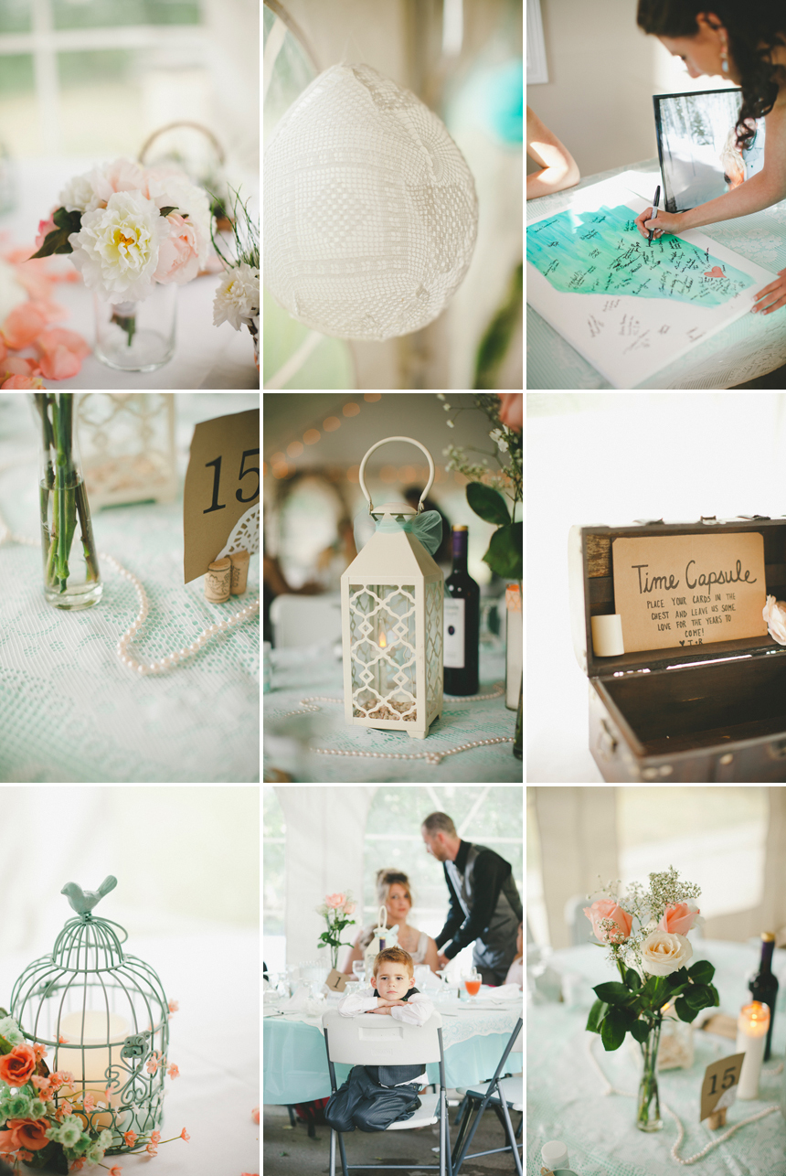 Alberta Vintage DIY Wedding