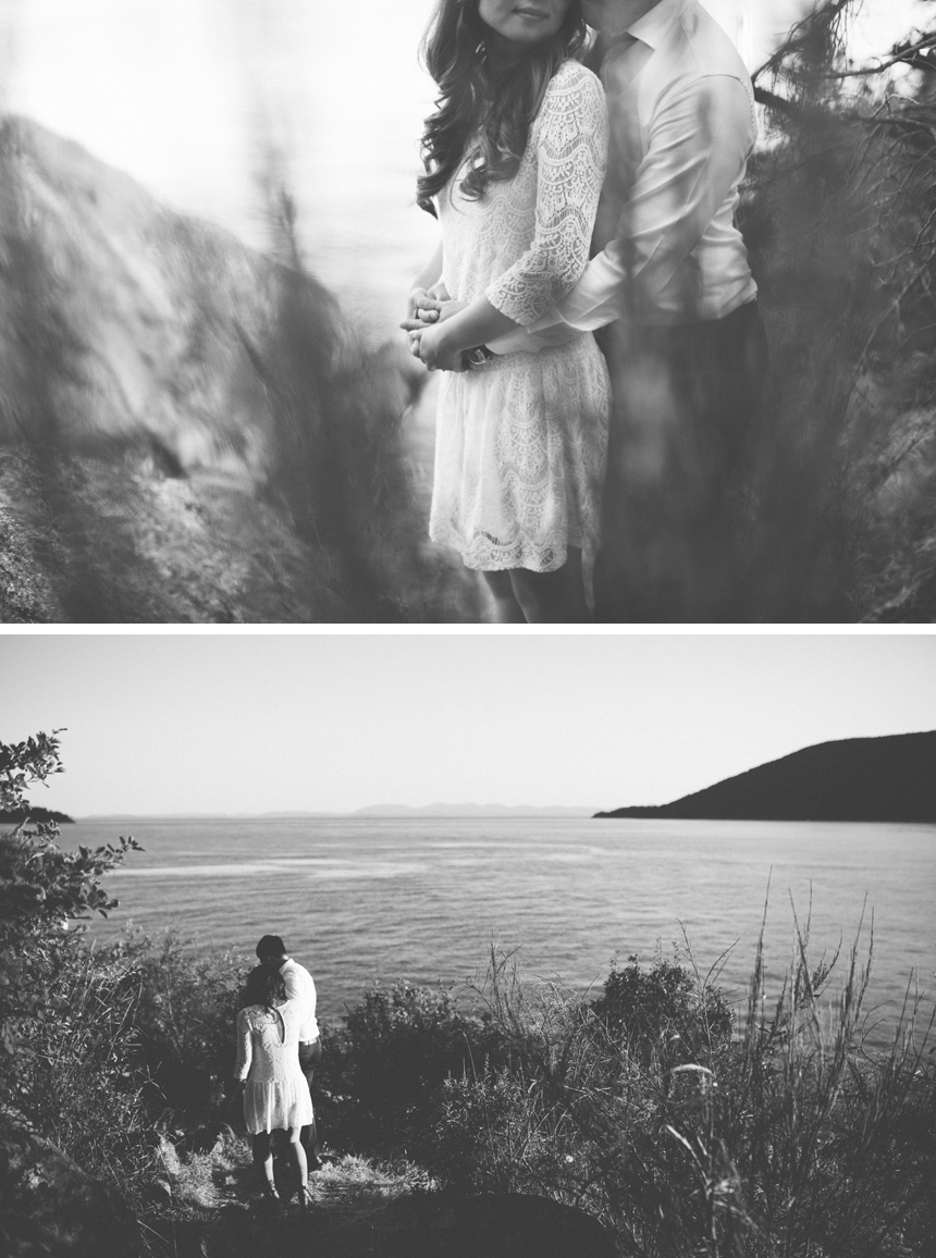 West Coast Engagement Photography