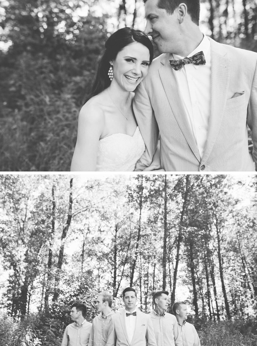 West Coast Wedding Portraits