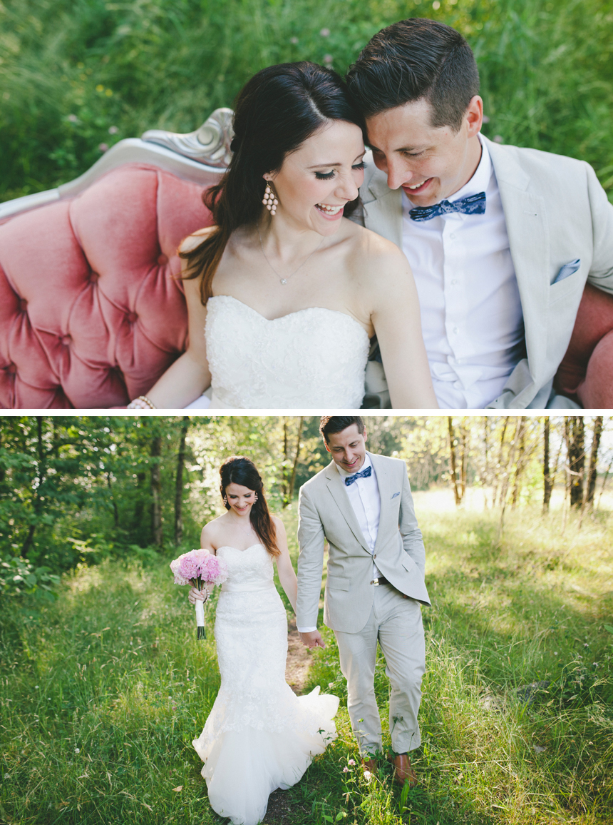 Pitt Meadows Wedding Portraits