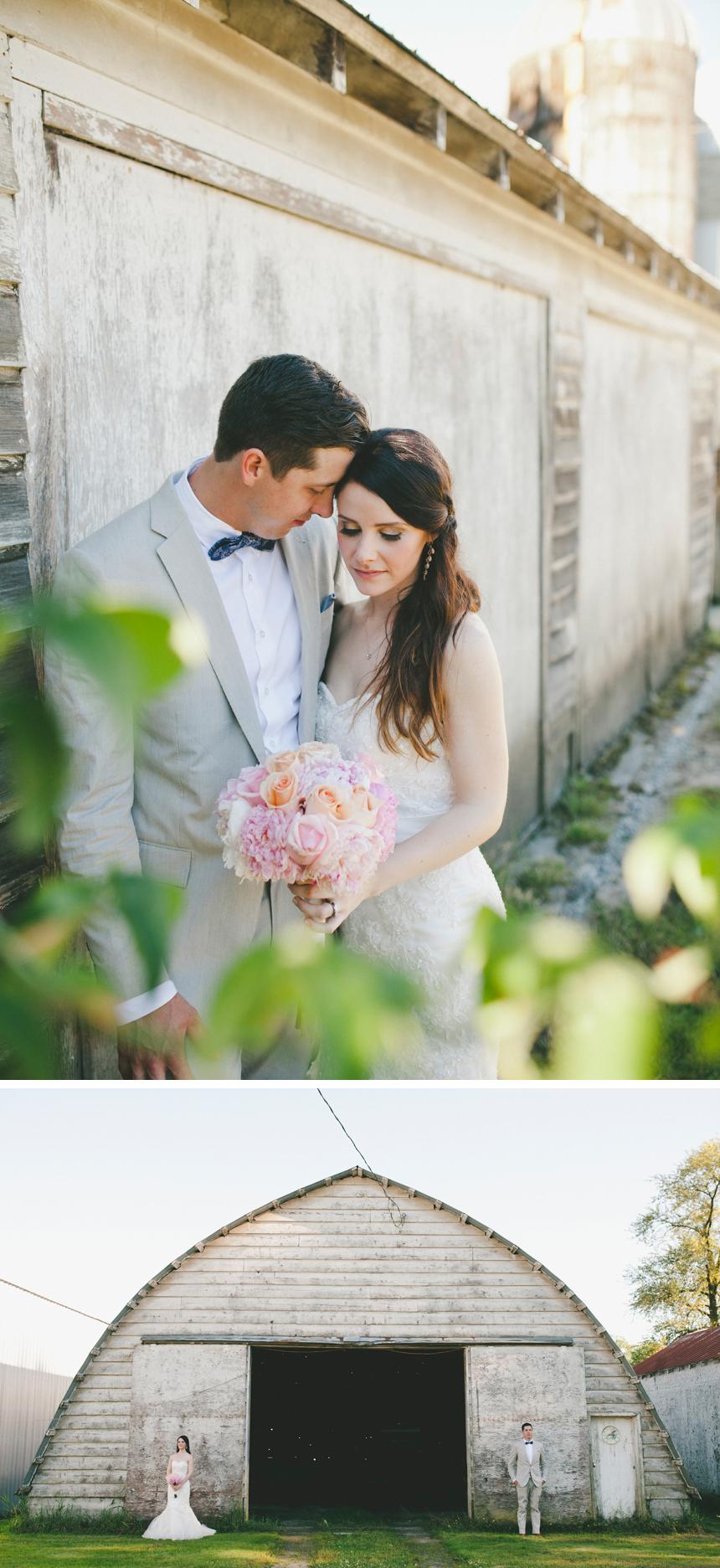 Vancouver Barn Wedding Photos