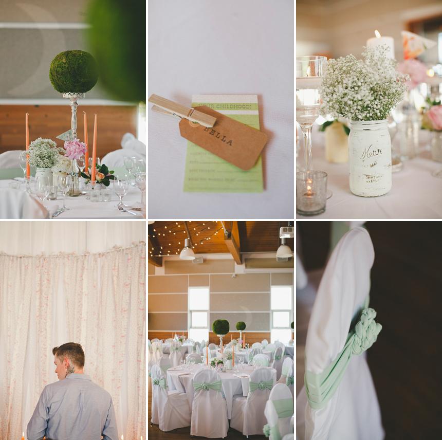 Vancouver West coast DIY Wedding