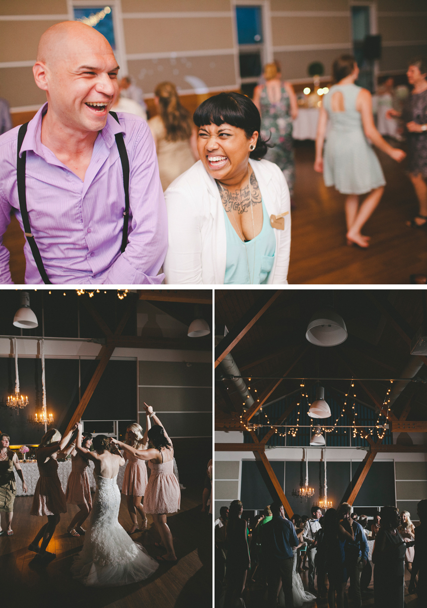South Bonson Wedding Reception Photography