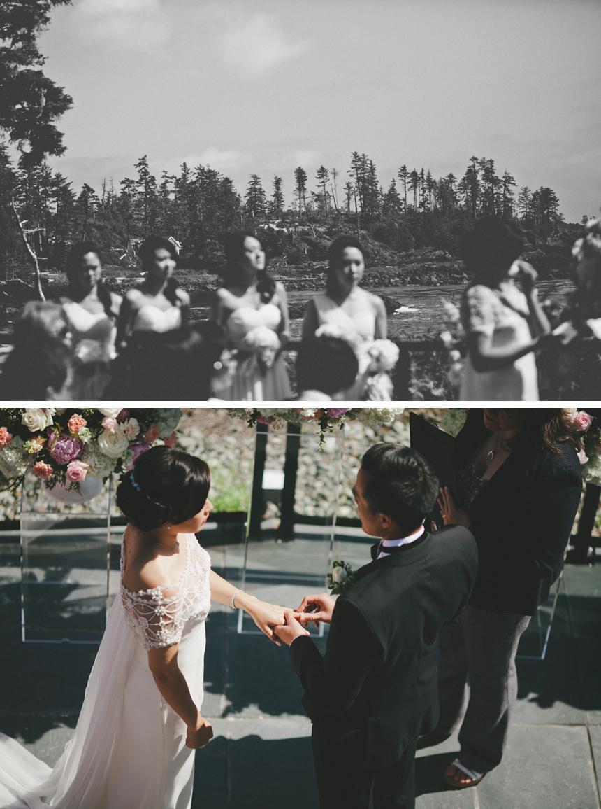 Vancouver Island Ucluelet Wedding