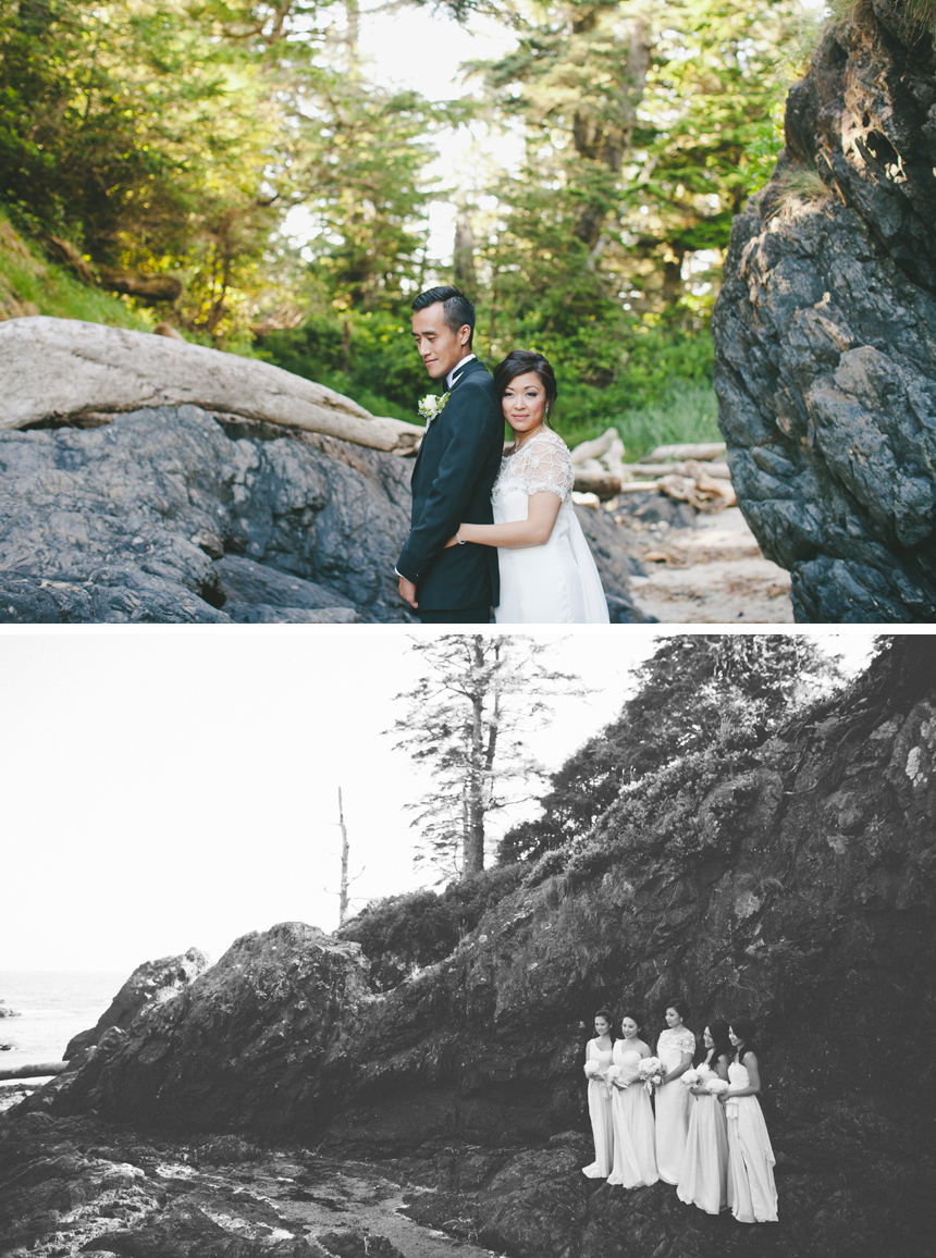 Ucluelet Wedding Photography