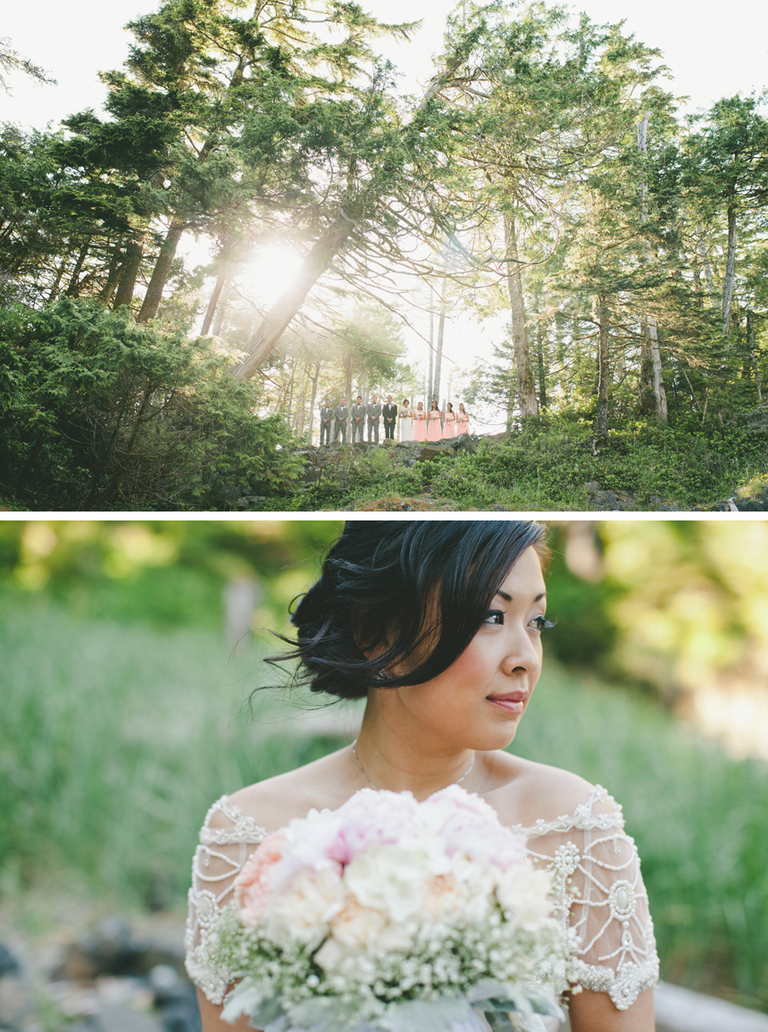 Vancouver Island Tofino Destination Wedding Photographers