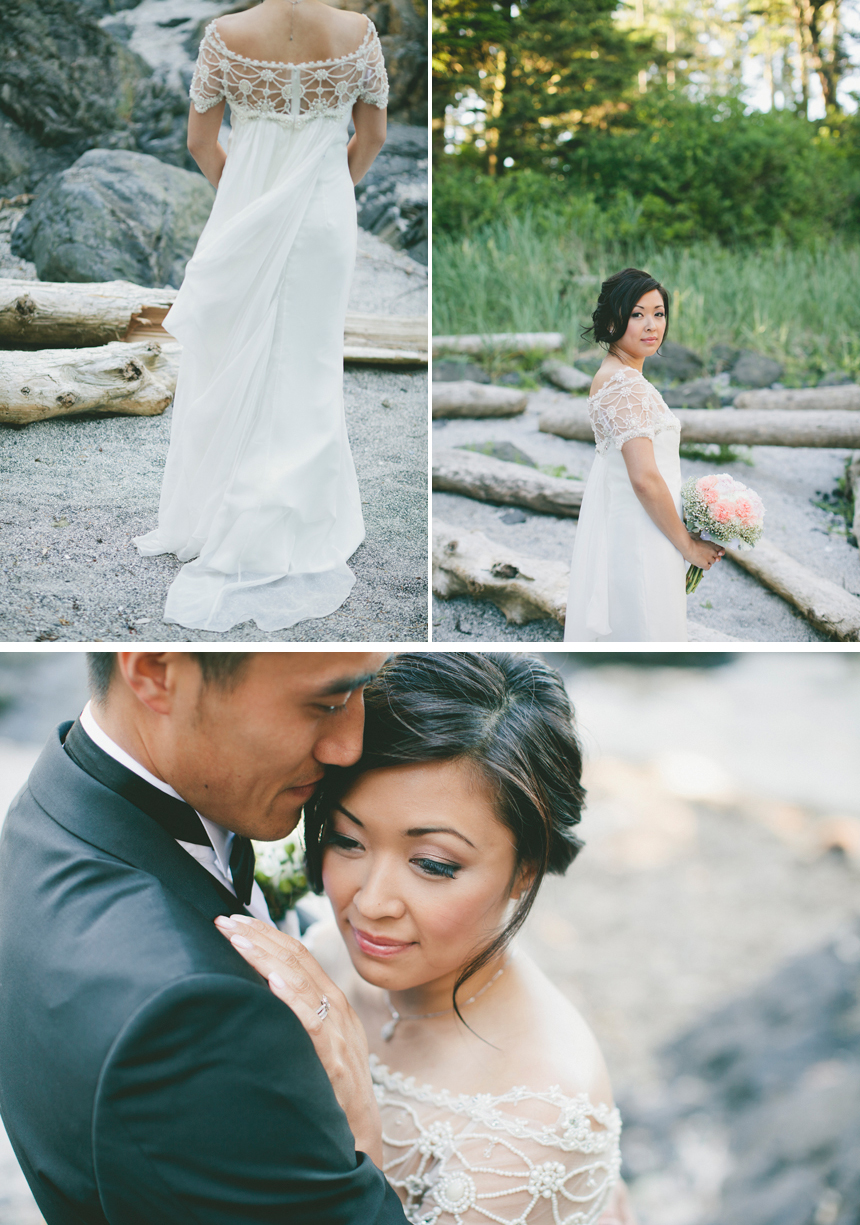Canadian West Coast Destination Wedding