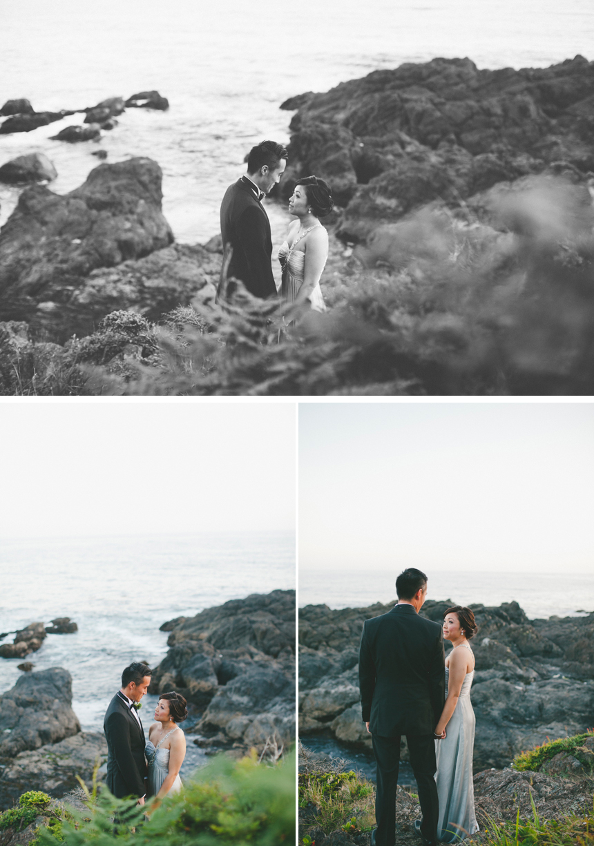 Vancouver Island Destination Wedding Photographers