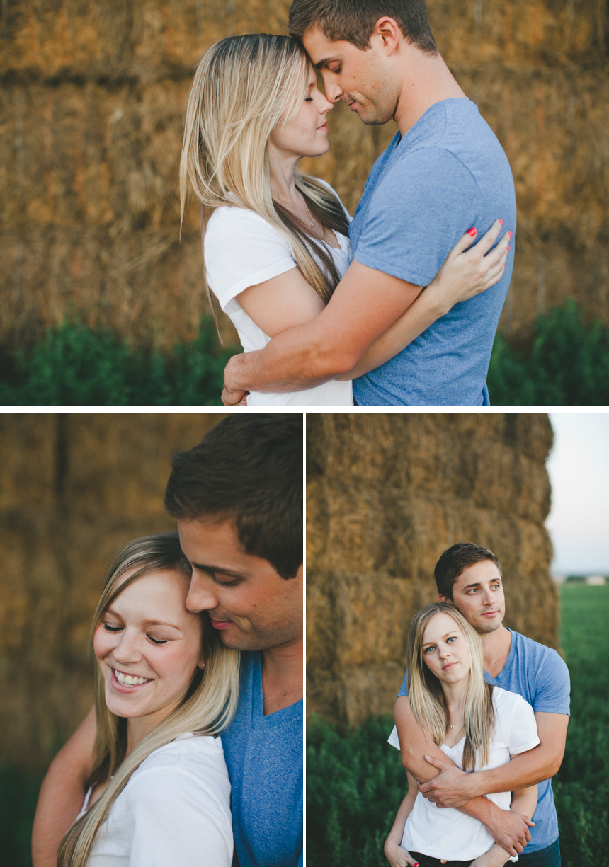 Farm Engagement Photography