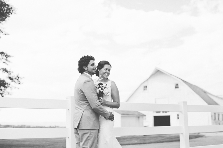 Alberta Rustic Outdoor Wedding