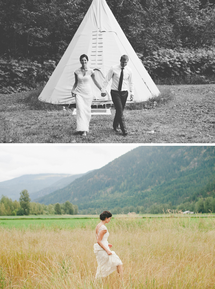 Pemberton Wedding Photography