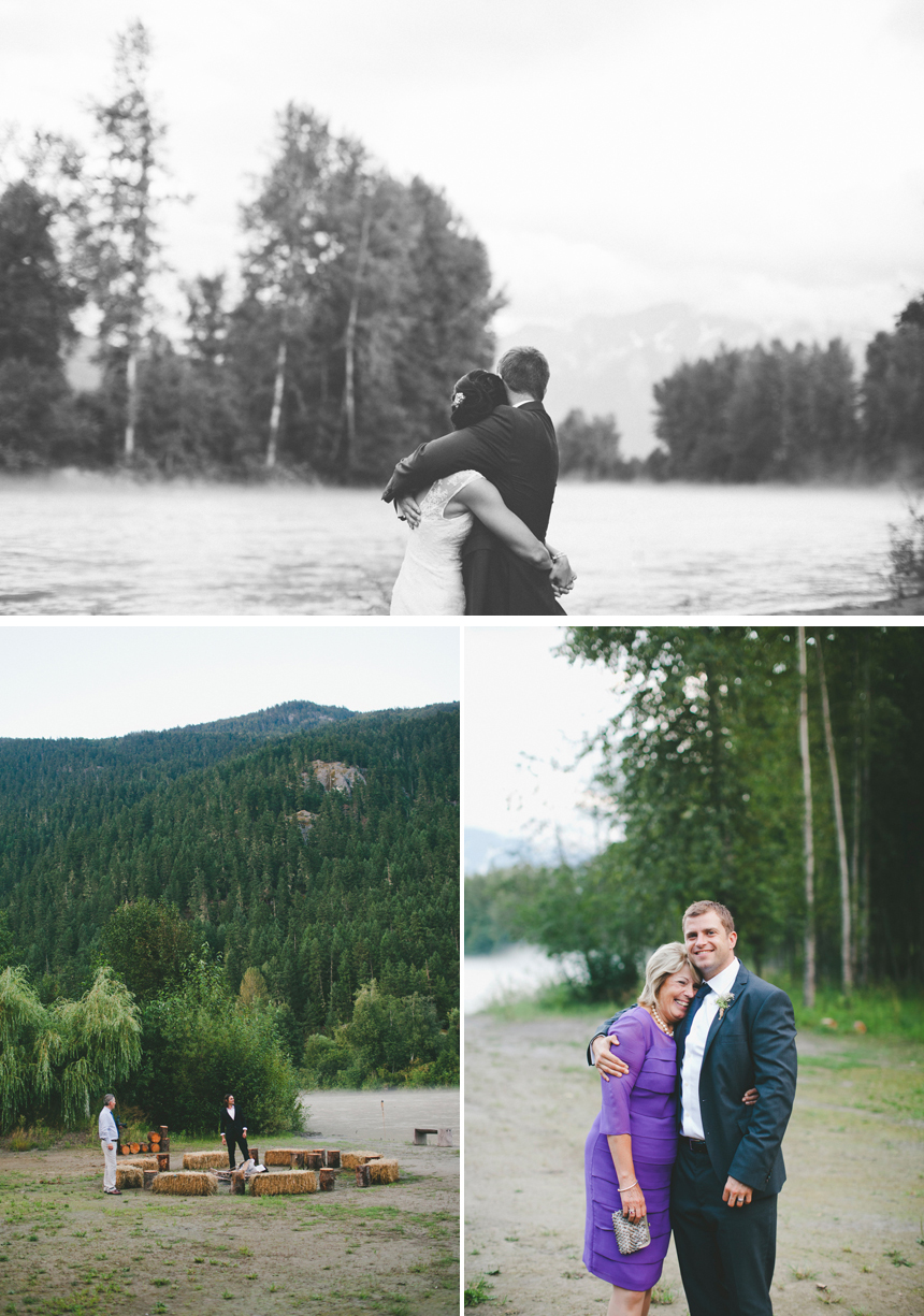 Vancouver Outdoor Destination Wedding Photography