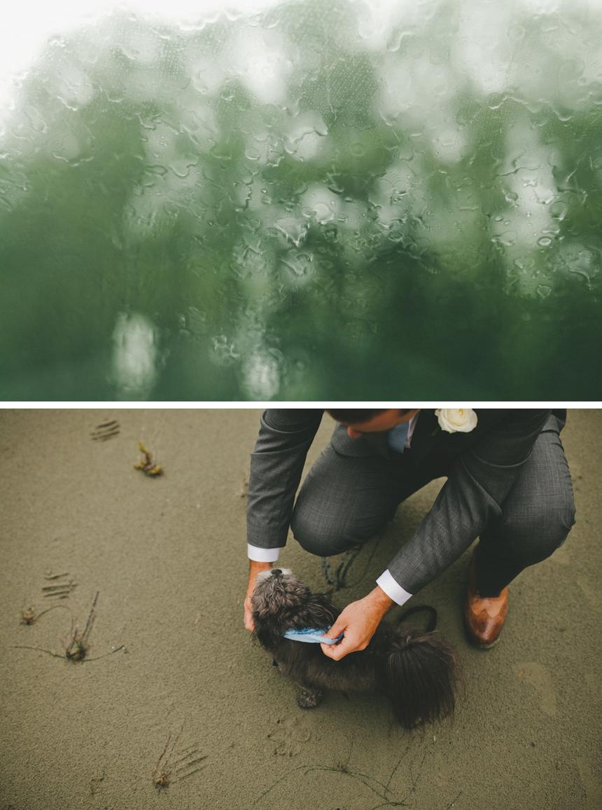 Rainy Day Elopement