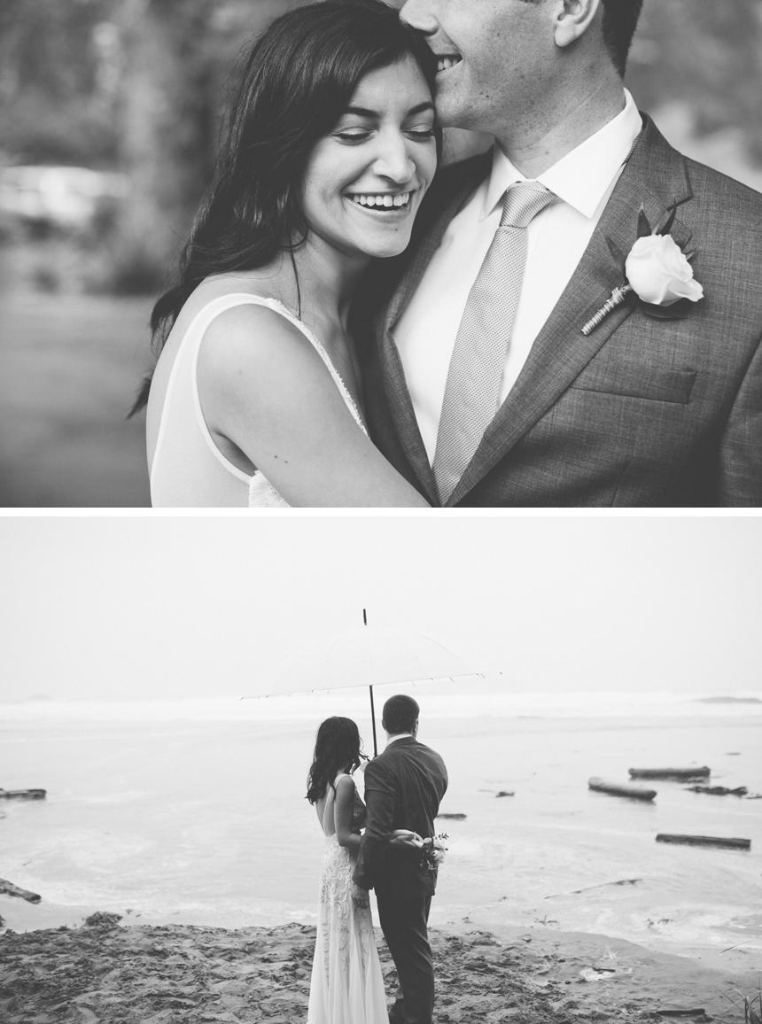 Vancouver Island Destination Wedding Photographers
