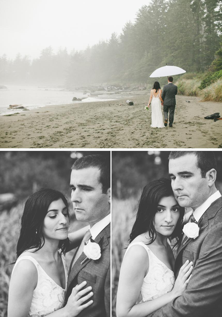 Chesterman Beach Wedding Photography