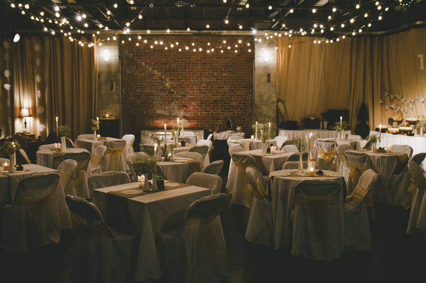 New Brunswick DIY Wedding