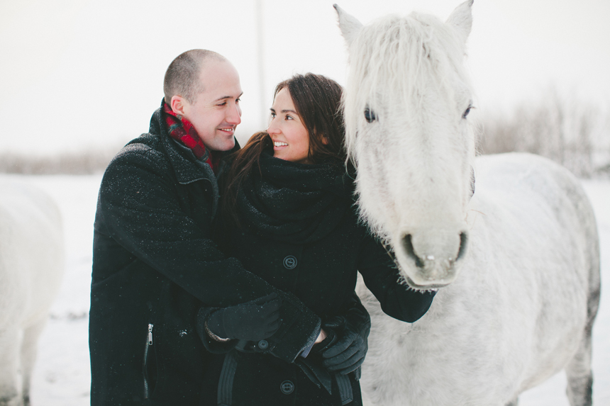 Alberta Engagement Photography