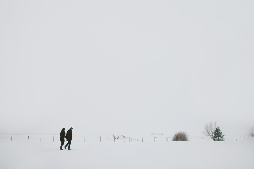 Alberta Farm Engagement Photographers