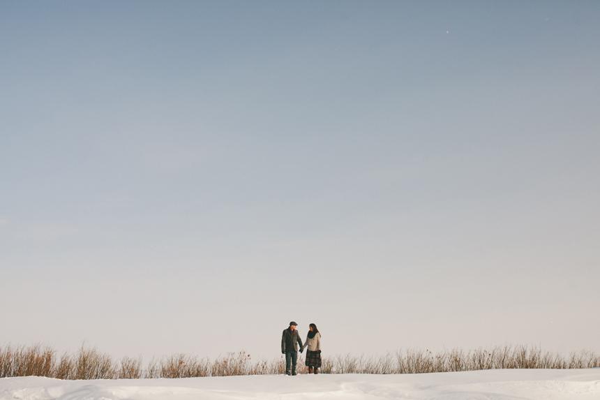 Calgary Wedding Photographers // Shari + Mike